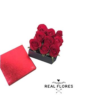 1297 Box 9 rosas