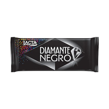 4000 Barra de Chocolate Diamante Negro